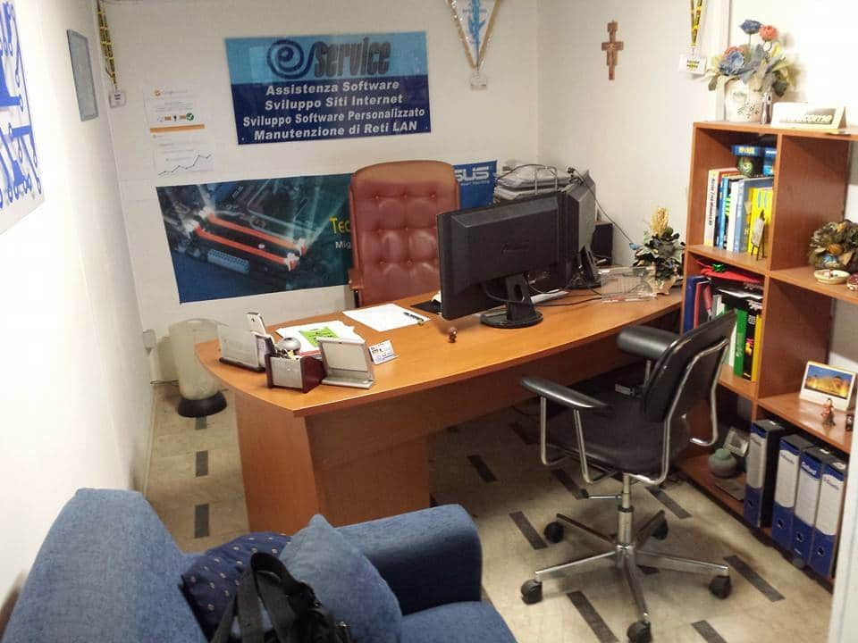 e-Service: l'ufficio amministrativo